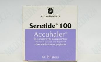 how to use seretide evohaler