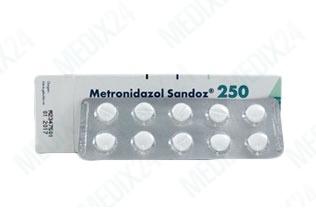 Metronidazol2