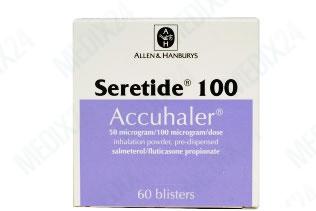Seretide-100-Accuhaler