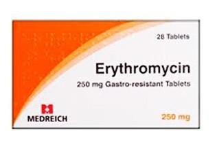 Erythromycin_250