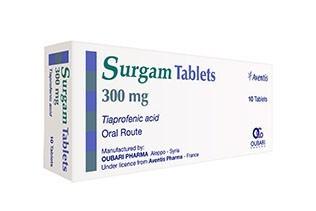 Surgam-300mg